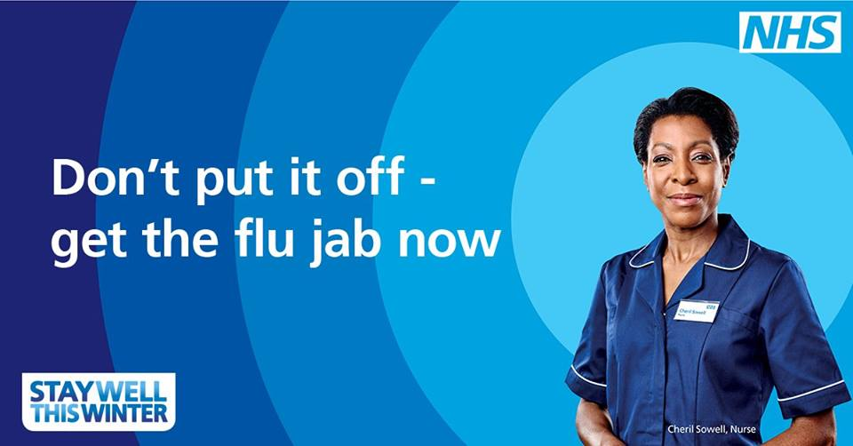 St Helens Clinical Commisioning Group - NHS Flu Campaign Launches
